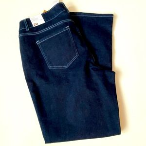Lane Bryant High Rise Essential Stretch Boot Jeans